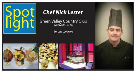 Chef Nick Lester