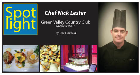 Chef Nick Lester_Green Valley Country Club_Samuels Seafood_by Joe Ciminera