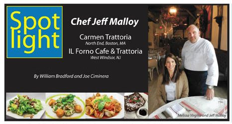 Chef Jeff Malloy