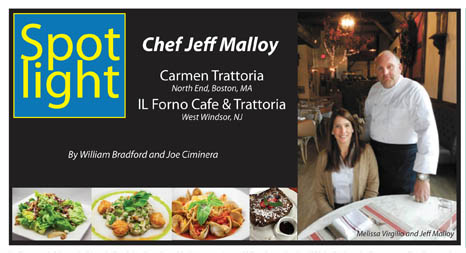 Chef Jeff Malloy