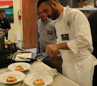 Skuna Bay Salmon, Kentucky Derby Challenge Cook Off