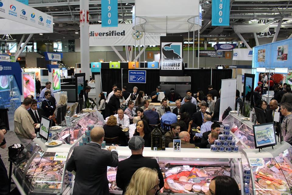 SENA – Seafood Expo, Boston 2014