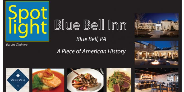 Blue Bell Inn,  Blue Bell, PA.  A Piece of American History  by Joe Ciminera