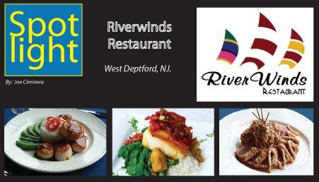 Riverwinds Restaurant, West Deptford, NJ