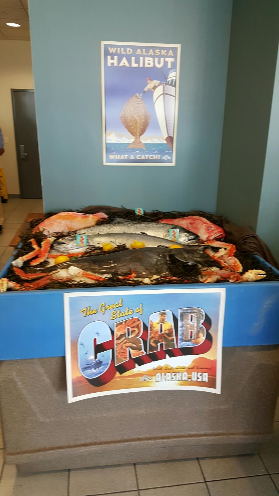 SWAP MEAT® for Alaska Seafood