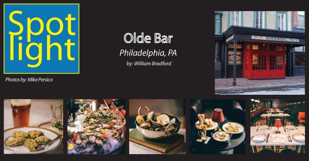 The Olde Bar, Philadelphia