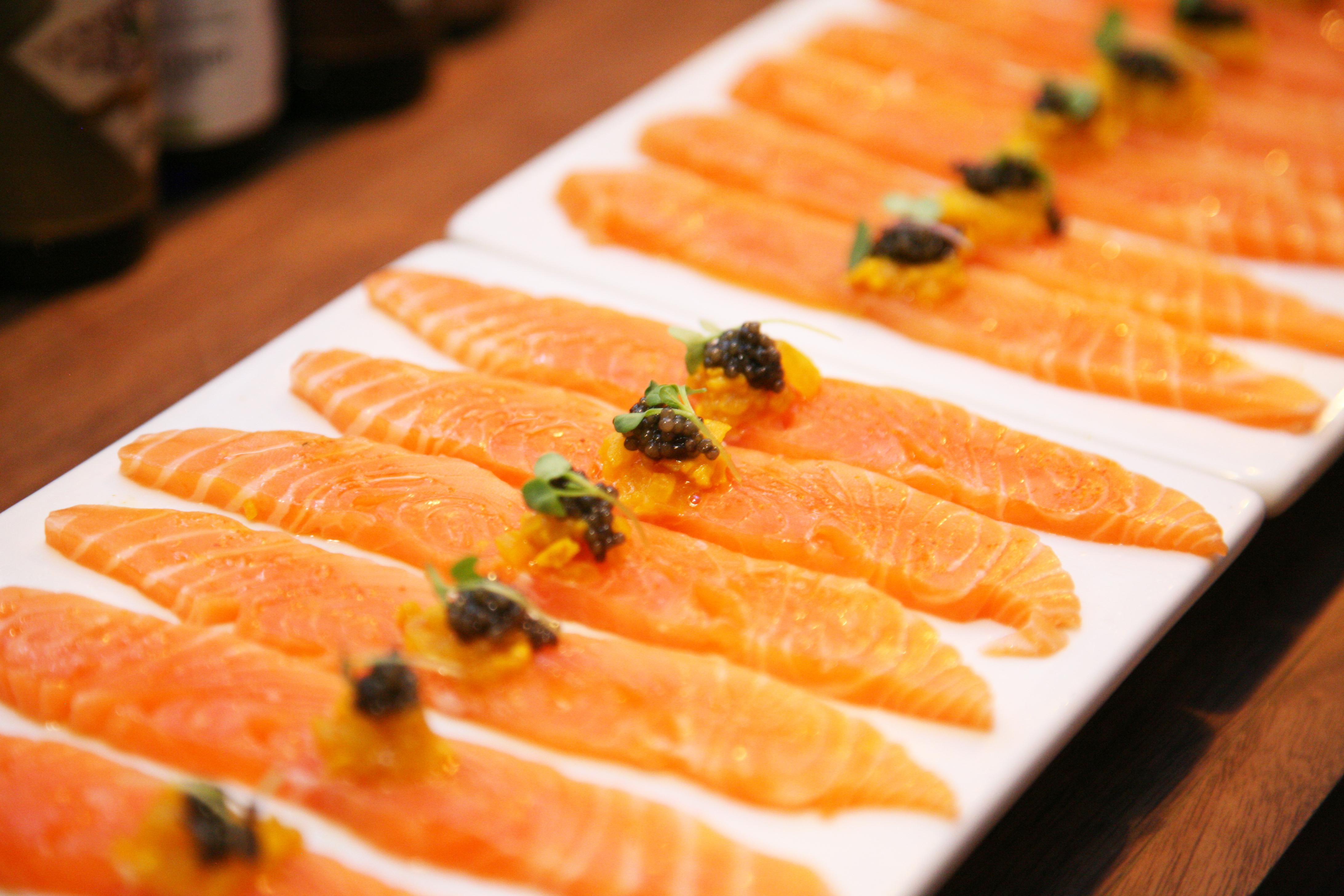 Annual Ora King Salmon Competition!