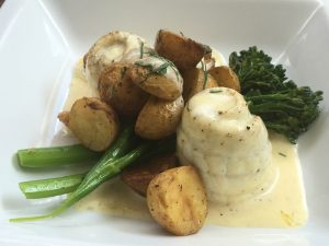 Dover Sole Roulades