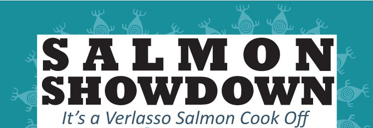 Calling All Chefs for a Salmon Showdown