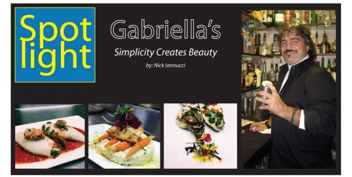 Gabriella's – Simplicity Creates Beauty