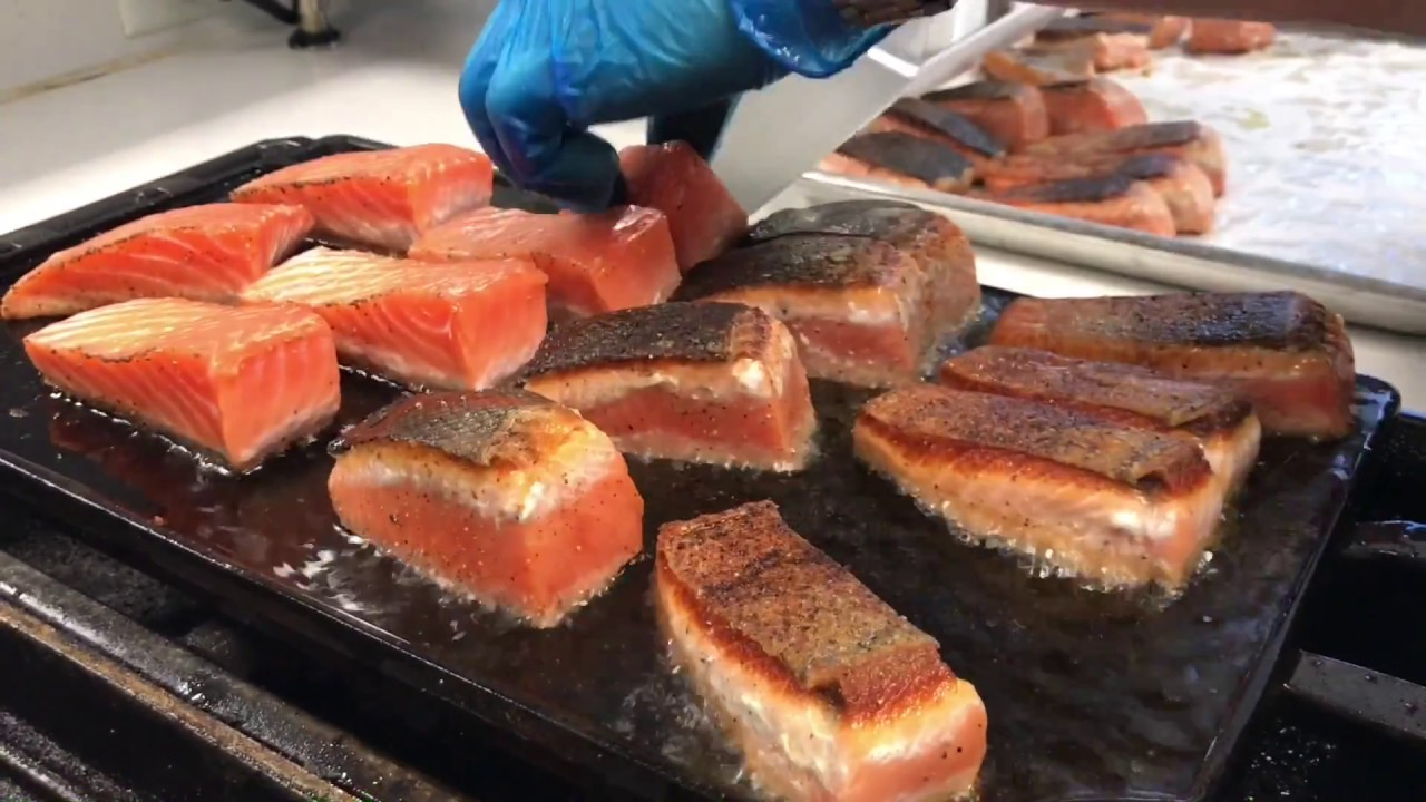 Copper River Salmon, Rhode Island Striped Bass, & Much More