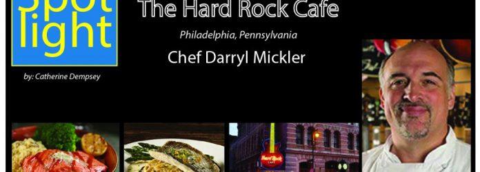 The Hard Rock Cafe Rocks Local Fish