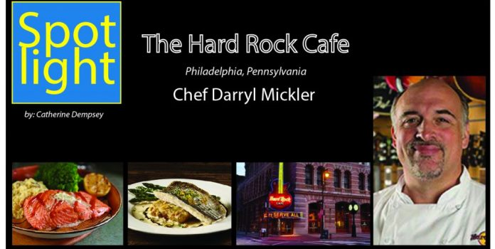 The Hard Rock Cafe Rocks Local Fish