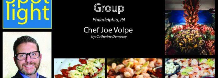 Chef Joe Volpe – Cescaphe Event Group