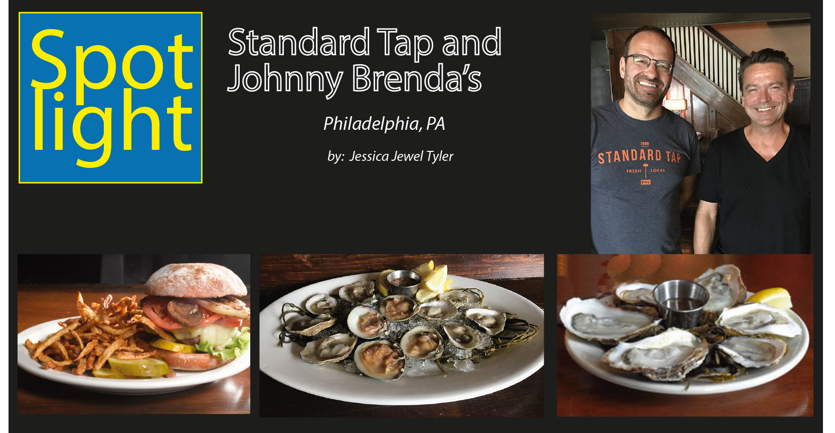 standard tap and johnny brenda s philadelphia pa samuels seafood. Black Bedroom Furniture Sets. Home Design Ideas