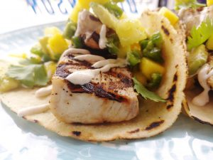 Fire up Your Grill (and Your Imagination) for Fun Fish Tacos