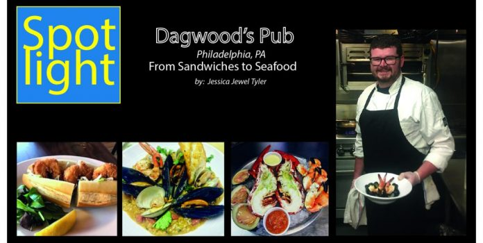 Dagwood's Pub, From Sandwiches to Seafood