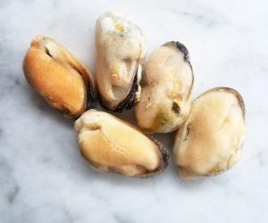 Featured Monthly Special: Cooked Mussel Meat