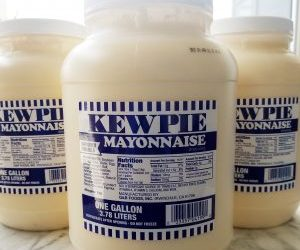Heyo! It's Kewpie Mayo!