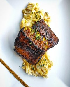 Black Cod: Healthy, Sustainable, Versatile