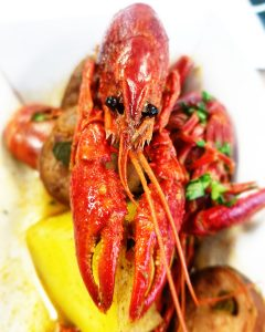 That Fish Cray! Our Featured May Special