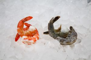 Swimming to Harvest in Four Hours, Oishii Shrimp are this Week's Featured Special