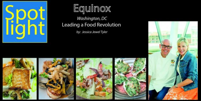 Equinox, Washington, DC – Leading a Food Revolution