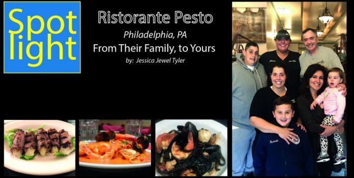 Ristorante Pesto, Philadelphia, PA