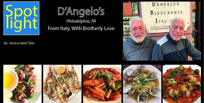 D'Angelo's Philadelphia, PA