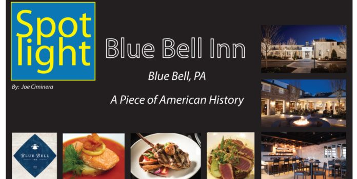 Blue Bell Inn,  Blue Bell, PA.  A Piece of American History  by Joe Ciminera