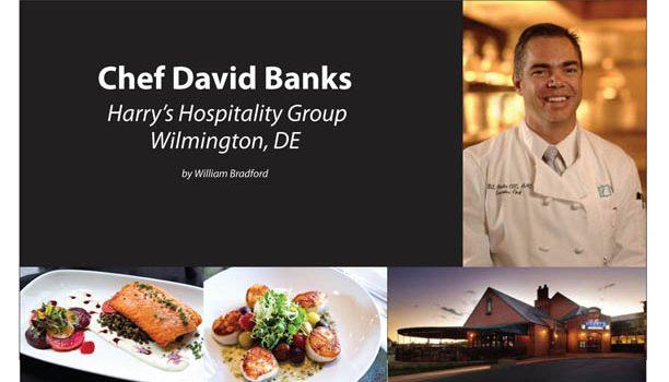 Chef David Banks