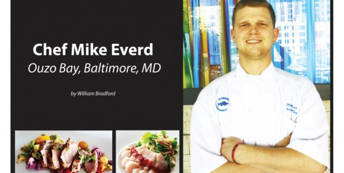 Chef Mike Everd
