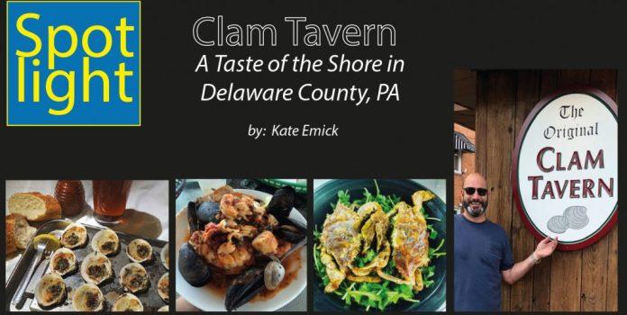 Clam Tavern, Delaware County, PA