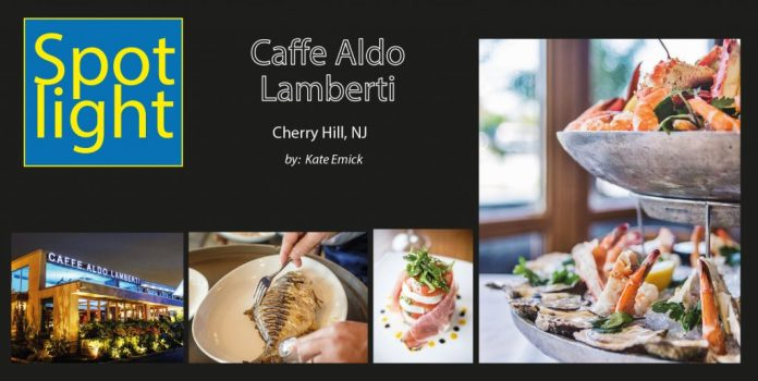 Caffe Aldo Lamberti, Cherry Hill, NJ
