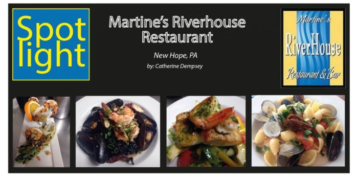 Martine's Riverhouse Restaurant