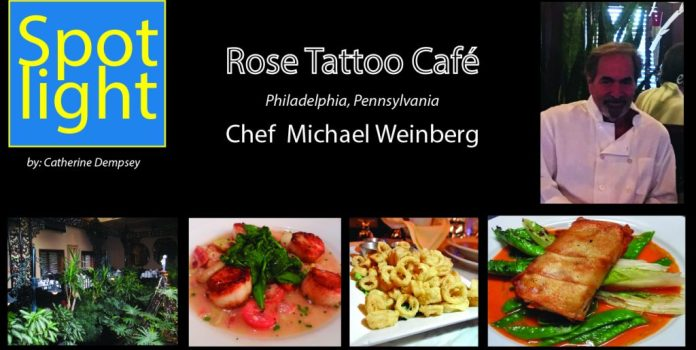 Rose Tattoo Café