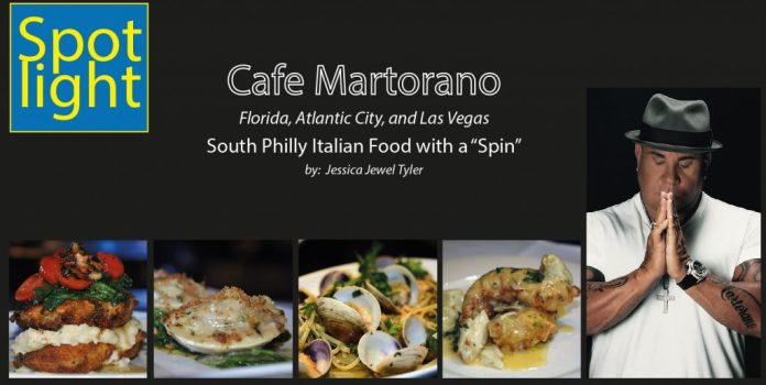 "Cafe Martorano, South Philly Italian Food with a ""Spin"""