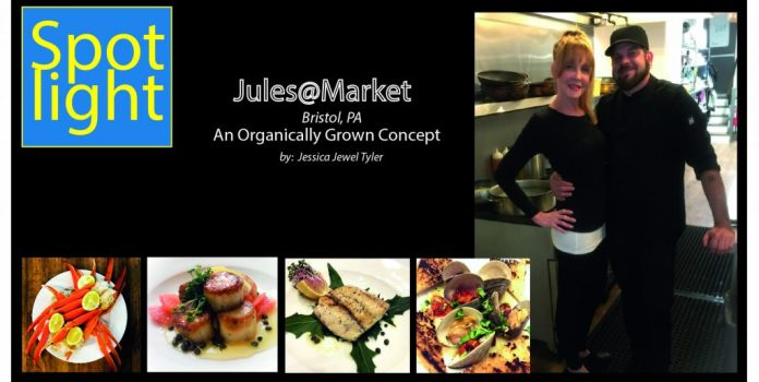 Jules@Market, Bristol, PA