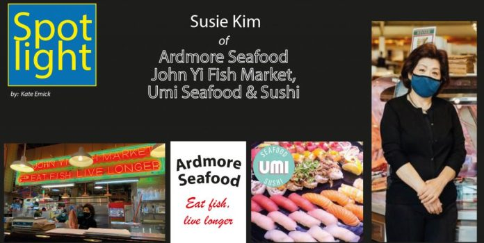 Susie Kim – Ardmore Seafood