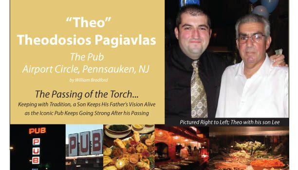 Theo and Lee Pagiavlas – The Pub