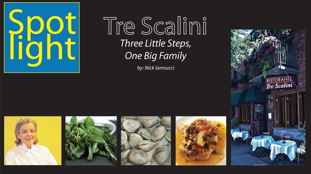 Tre Scalini – Three Little Steps,  One Big Family