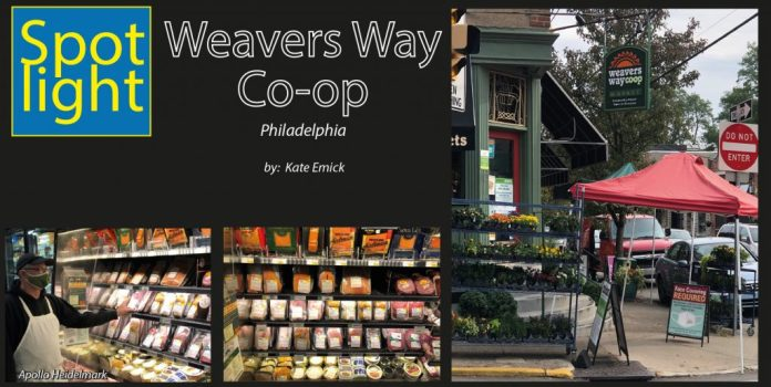 Weavers Way Co-op – Philadelphia, PA