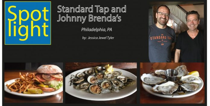 Standard Tap and Johnny Brenda's, Philadelphia, PA