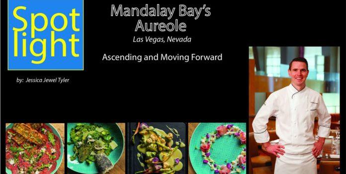 Aureole, Mandalay Bay, Las Vegas